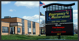 Emergency Restoration Corporate Headquarters