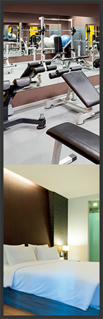 Gym and Hotel antimicrobial protection
